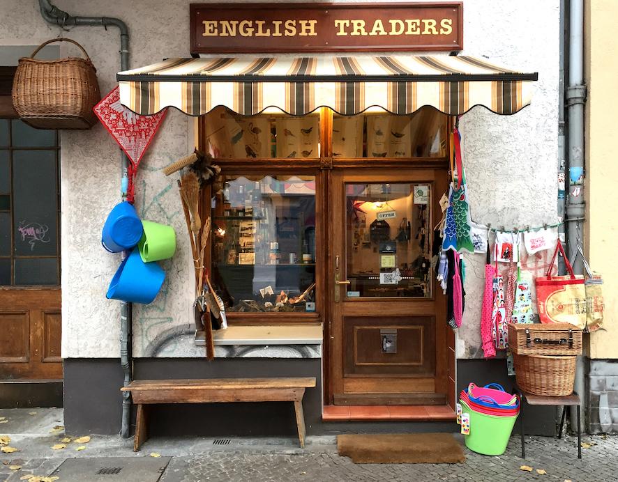 English Traders Geschenkartikel Berlin Neukolln Best Giftshop In